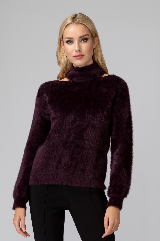 Joseph Ribkoff BLACKBERRY Sweaters Style 193880