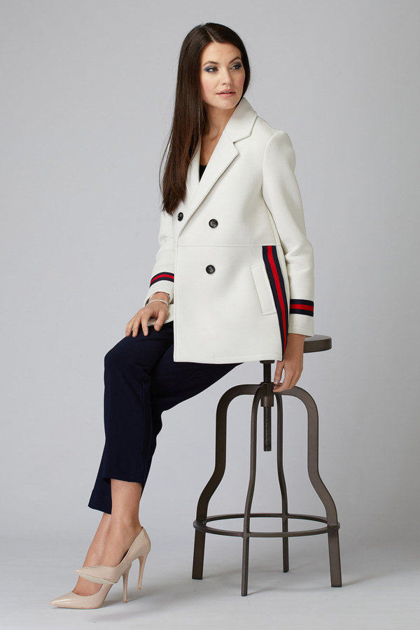 Joseph Ribkoff Off-white Outerwear Style 193930