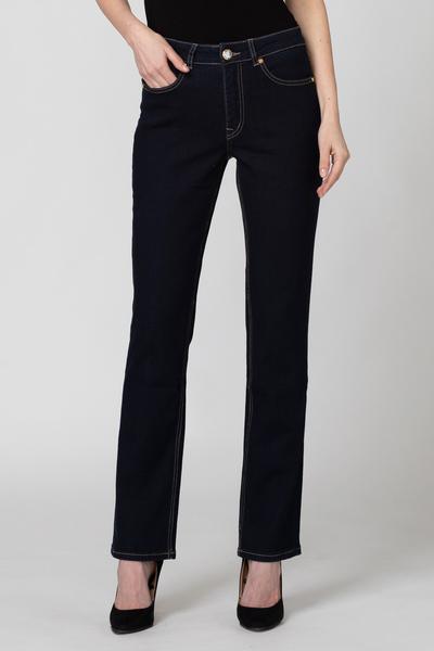 Joseph Ribkoff Indigo Jeans Style 193980