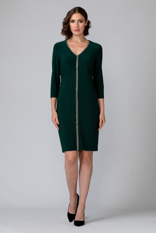 Joseph Ribkoff Robes Émeraude Pure 193 Style 194002
