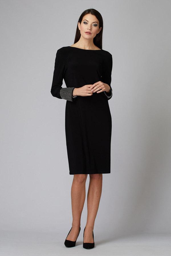 Joseph Ribkoff Black Dresses Style 194003