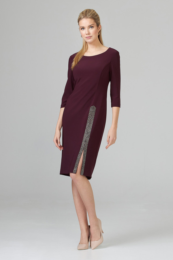 Joseph Ribkoff Robes Mûre Style 194014