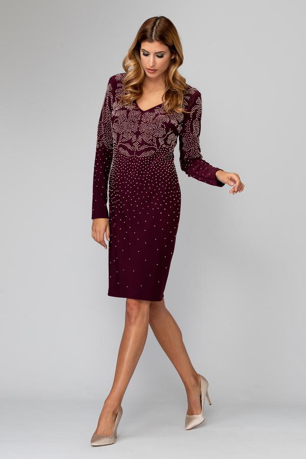 Joseph Ribkoff BLACKBERRY Dresses Style 194015
