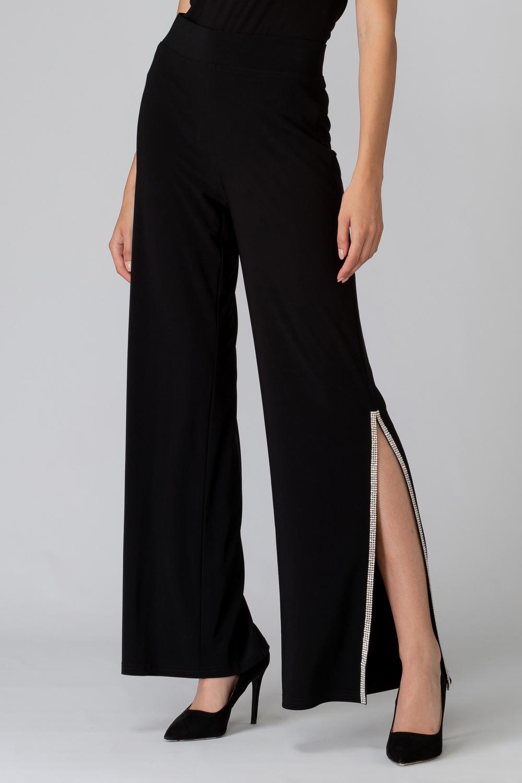 Joseph Ribkoff Pantalons Noir Style 194055