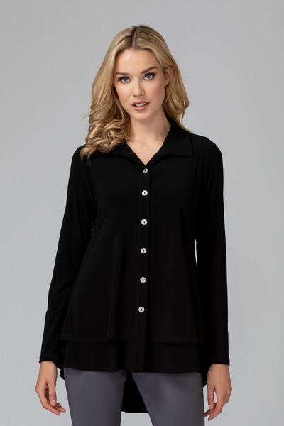 Joseph Ribkoff Black Shirts & Blouses Style 194101