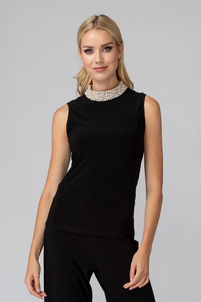 Joseph Ribkoff Black Shirts & Blouses Style 194114