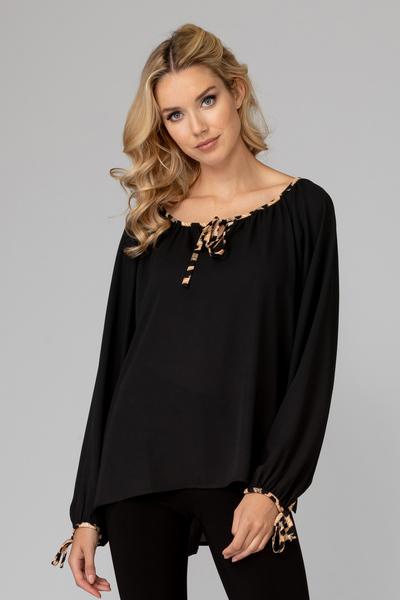 Joseph Ribkoff Chemises et blouses Noir Style 194230
