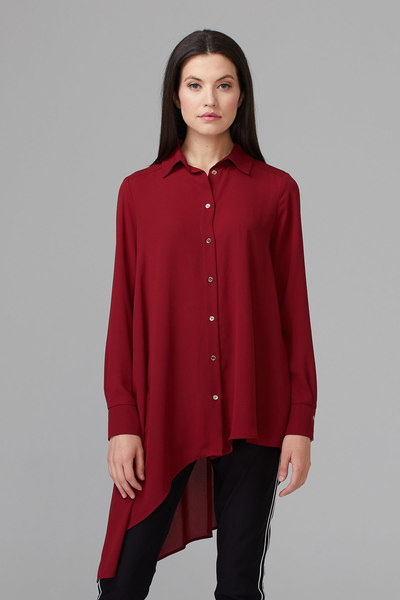 Joseph Ribkoff IMPERIAL RED 193 Shirts & Blouses Style 194233