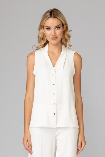 Joseph Ribkoff Chemises et blouses Vanille 30 Style 194418