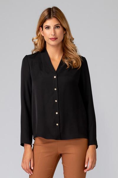 Joseph Ribkoff Black Shirts & Blouses Style 194419
