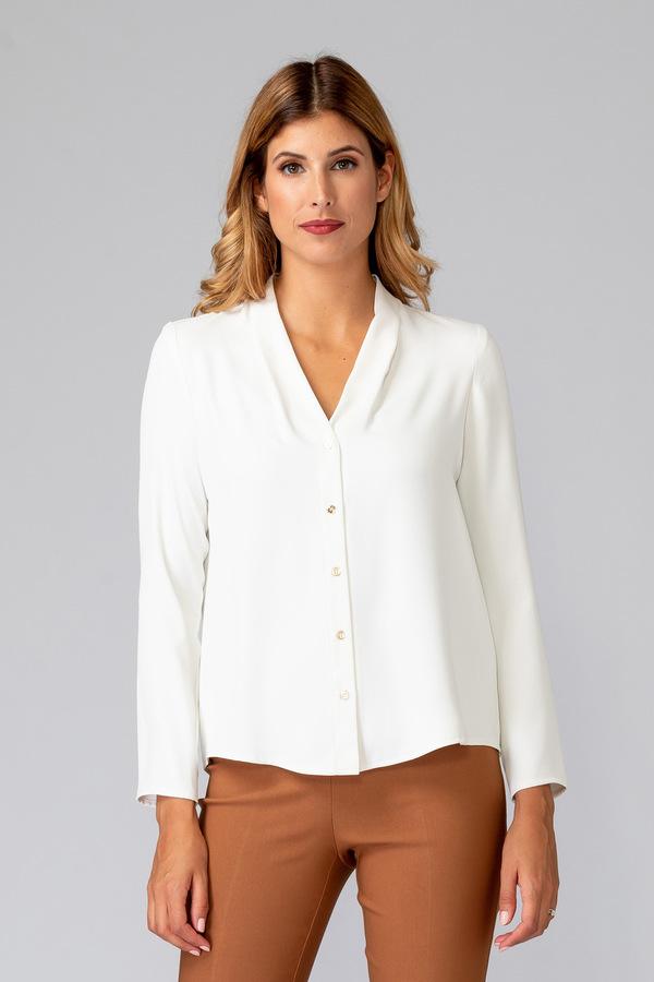 Joseph Ribkoff Vanilla 30 Shirts & Blouses Style 194419