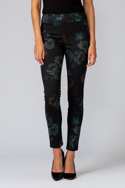 Joseph Ribkoff Pantalons Noir/Multi Style 194637