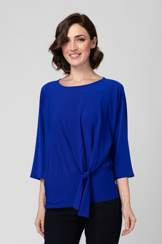 Joseph Ribkoff Chemises et blouses Saphir Royal 163 Style 193145