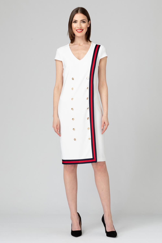 Joseph Ribkoff Robes Vanille Style 193006