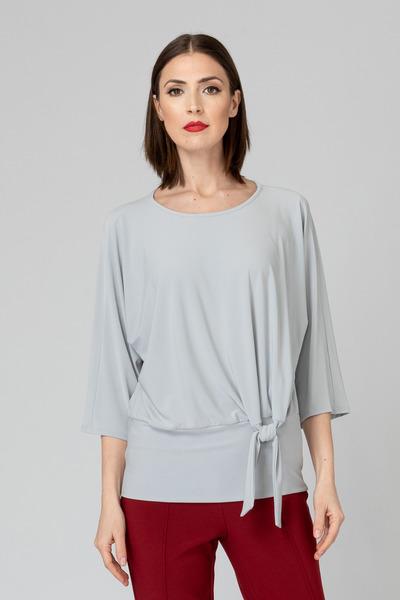 Joseph Ribkoff Chemises et blouses Gris Givré 193 Style 193145