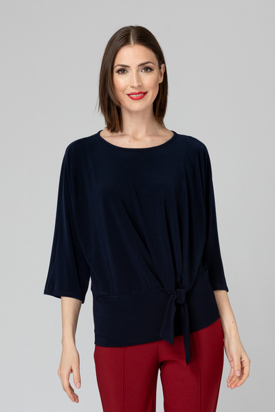 Joseph Ribkoff Midnight Blue Shirts & Blouses Style 193145