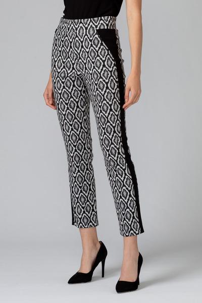 ab7577099428 Joseph Ribkoff pant Style 193552 - Multicolored | 1ère Avenue