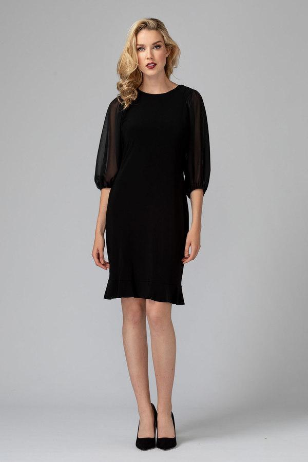 Joseph Ribkoff Black Dresses Style 193204