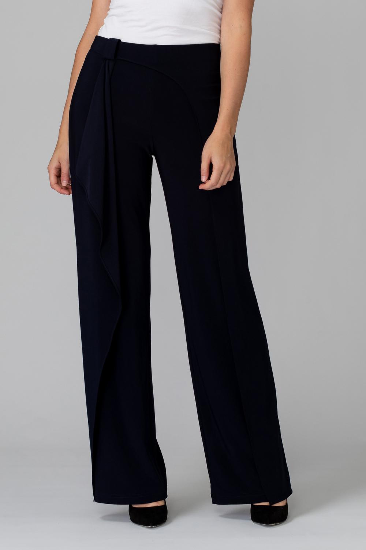 Joseph Ribkoff Pantalons Bleu Minuit 40 Style 193118