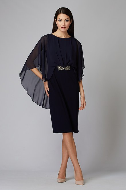 Joseph Ribkoff Midnight Blue 40 Dresses Style 194208
