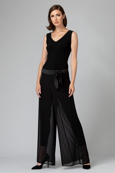 Joseph Ribkoff Pantalons Noir Style 194220