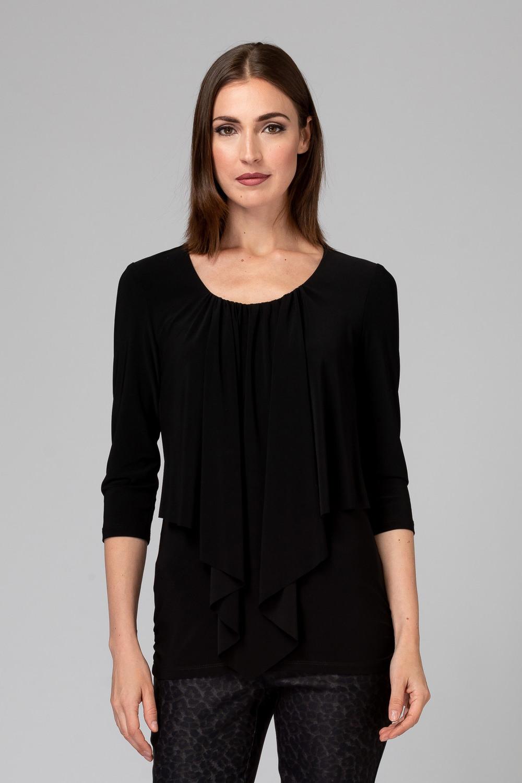 Joseph Ribkoff Tee-shirts et camisoles Noir Style 201428