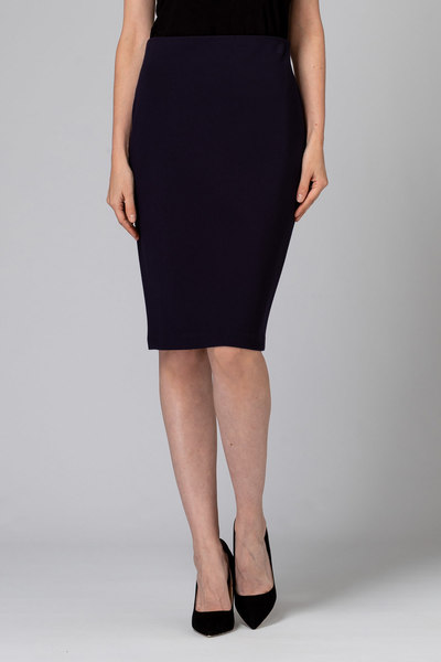 Joseph Ribkoff Midnight Blue 40 Skirts Style 194345