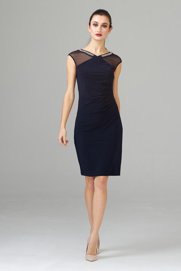 Joseph Ribkoff Midnight Blue 40 Dresses Style 201004