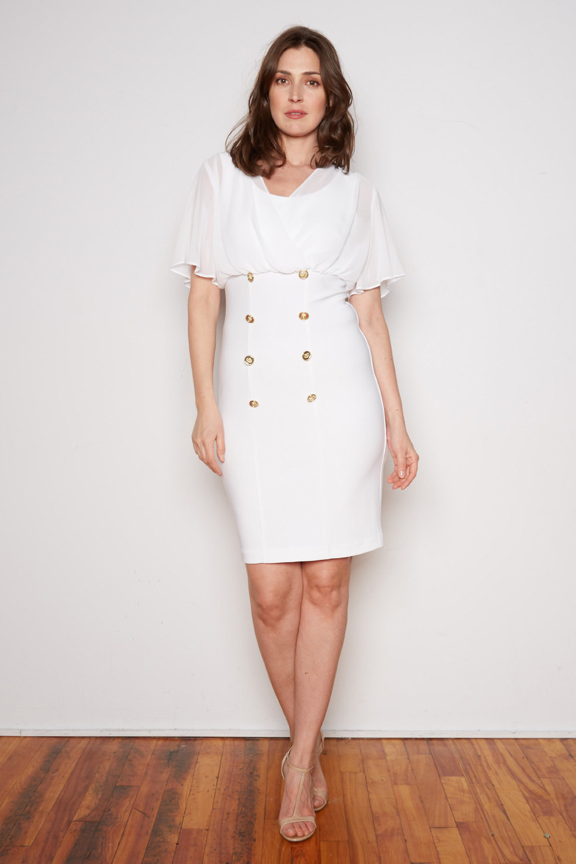 Joseph Ribkoff Vanilla 30 Dresses Style 201007