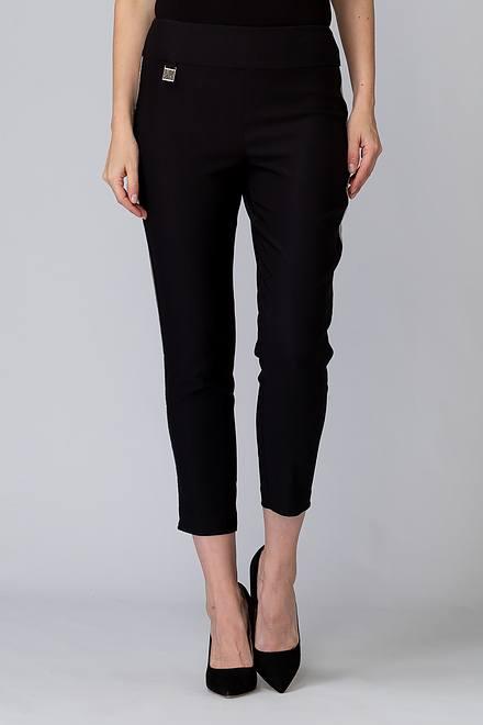 Joseph Ribkoff Pantalons Noir Style 201047