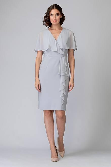 Joseph Ribkoff GREY FROST  193 Dresses Style 201072