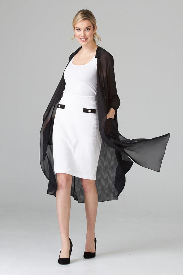 Joseph Ribkoff Black Cardigans Style 201084