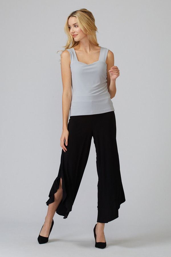 Joseph Ribkoff Pantalons Noir Style 201101