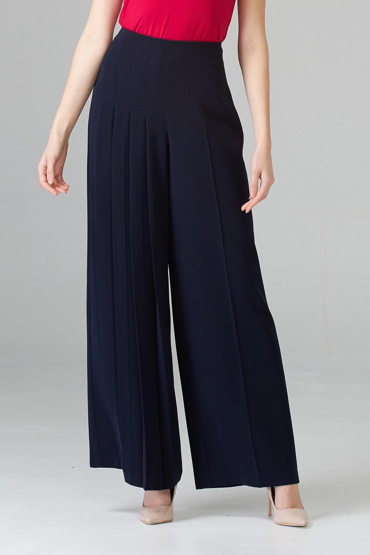 Joseph Ribkoff Pantalons Bleu Minuit 40 Style 201117