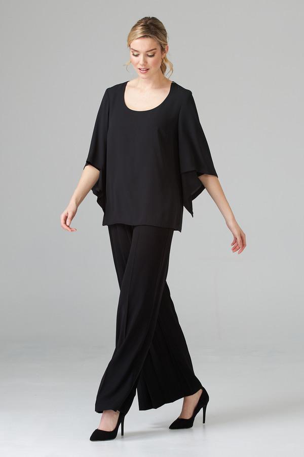 Joseph Ribkoff Black Pants Style 201117