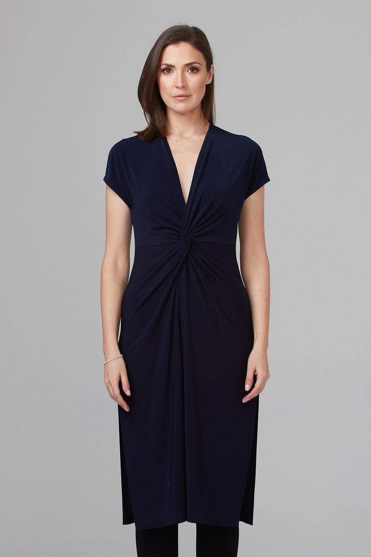 Joseph Ribkoff Midnight Blue Tunics Style 201128