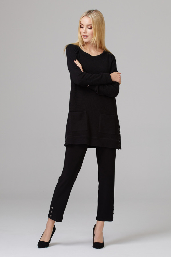 Joseph Ribkoff Black Pants Style 201152