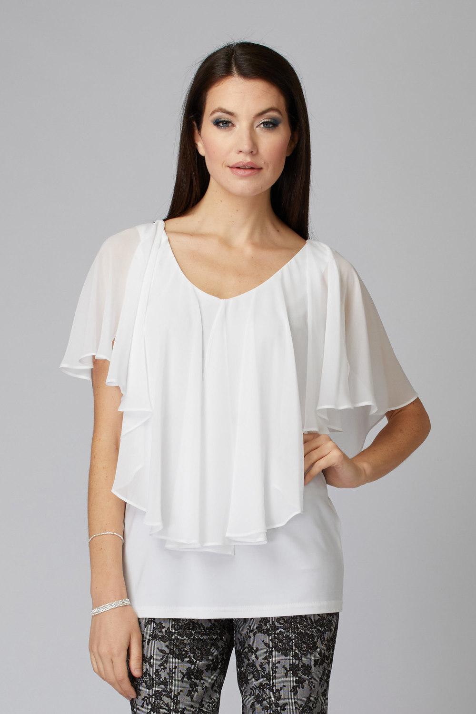 Joseph Ribkoff Vanilla 30 Shirts & Blouses Style 201158