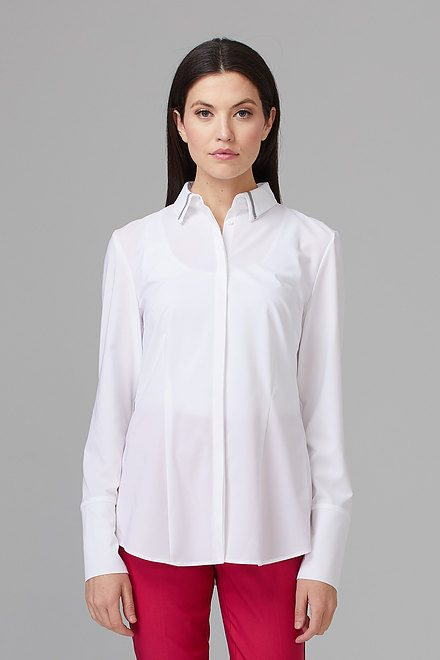 Joseph Ribkoff Chemises et blouses Blanc Style 201159