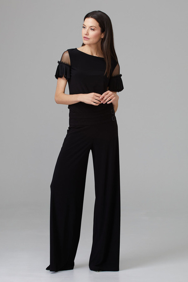 Joseph Ribkoff Black Tees & Camis Style 201174