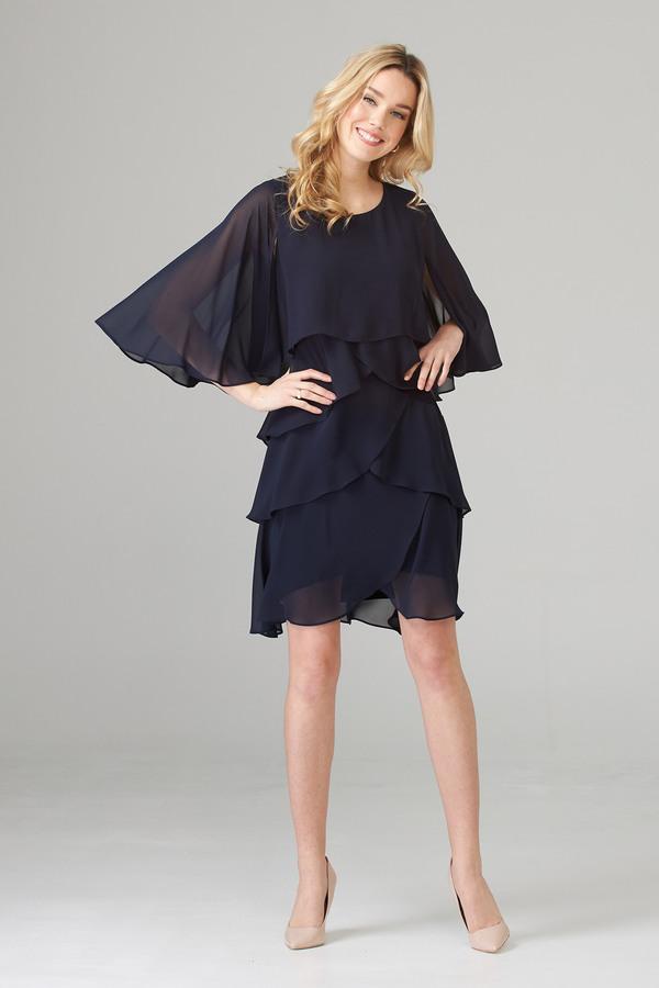 Joseph Ribkoff Robes Bleu Minuit 40 Style 201176