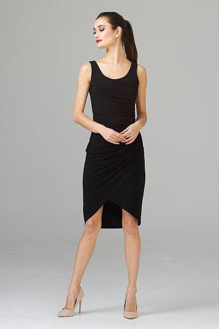 Joseph Ribkoff Black Dresses Style 201189