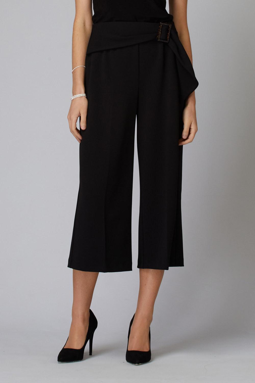 Joseph Ribkoff Pantalons Noir Style 201201