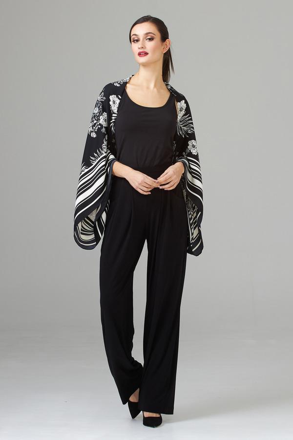Joseph Ribkoff Pantalons Noir Style 201206