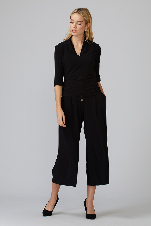 Joseph Ribkoff Pantalons Noir Style 201209