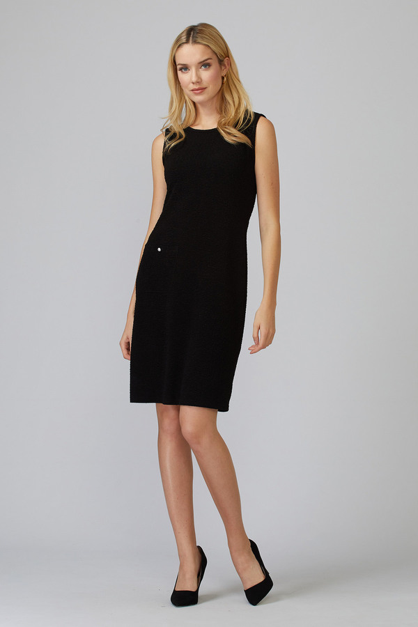 Joseph Ribkoff Black Dresses Style 201213