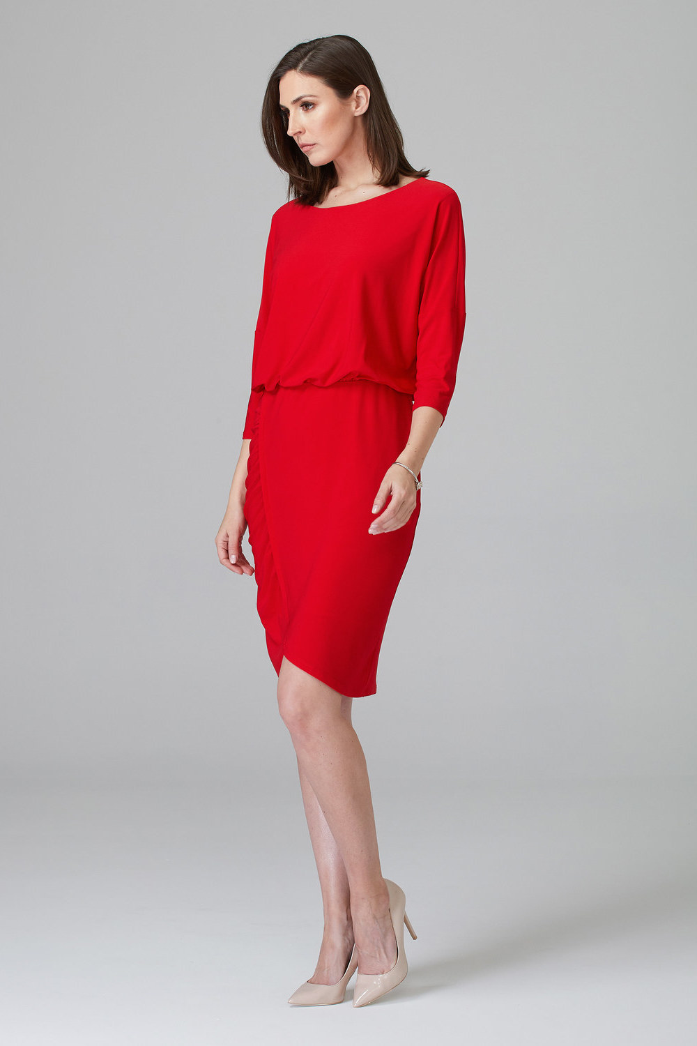 Joseph Ribkoff Robes Rouge A Levres 173 Style 201214
