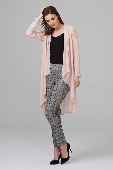 Joseph Ribkoff Rose Cardigans Style 201217