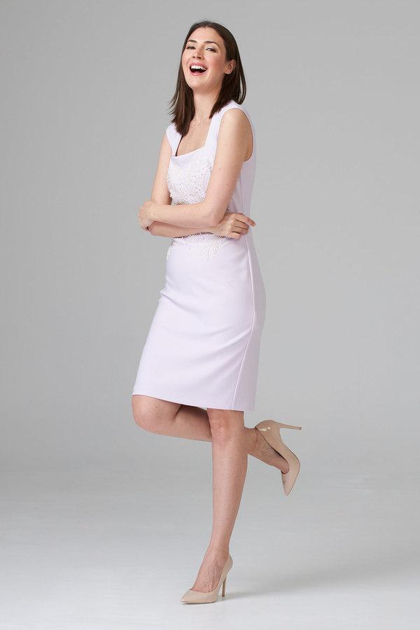 Joseph Ribkoff LAVENDER FOG Dresses Style 201218