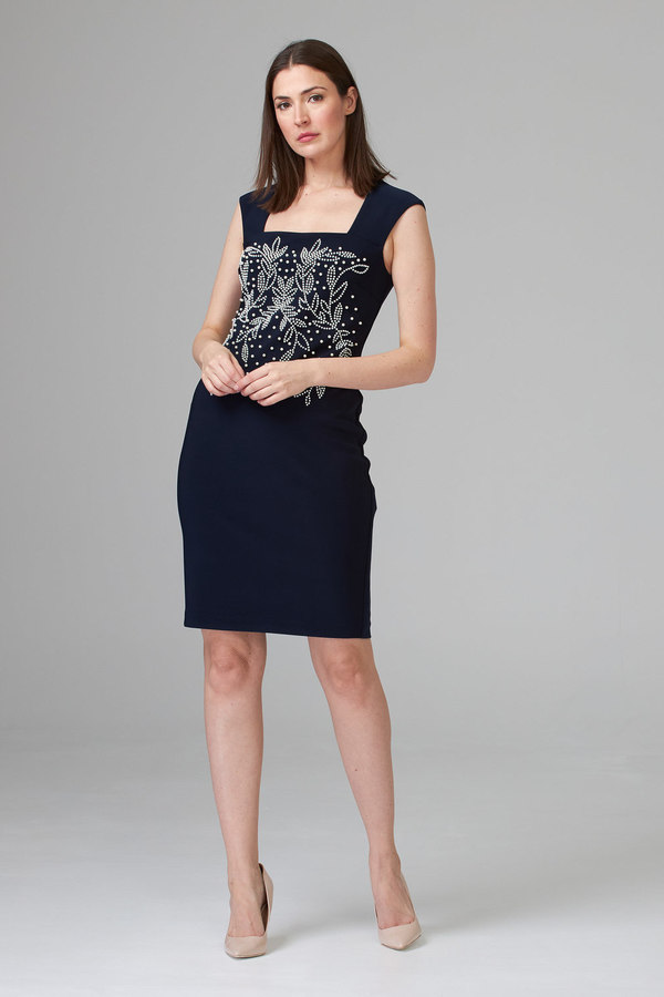 Joseph Ribkoff Midnight Blue 40 Dresses Style 201218